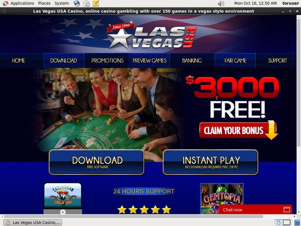 Las Vegas USA Casino Highest Limits