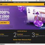 Betfair Poker And Casino Deposita