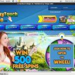 No Deposit Lucky Touch Bingo Bonus