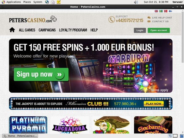 Peters Casino Best Bingo Bonus