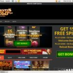 Play Slots Atlantis Gold