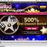 Bingohollywood Hent Bonus