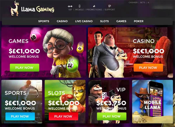 Pay For Llama Casino