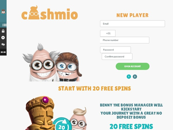 Cashmio Fixed Odds