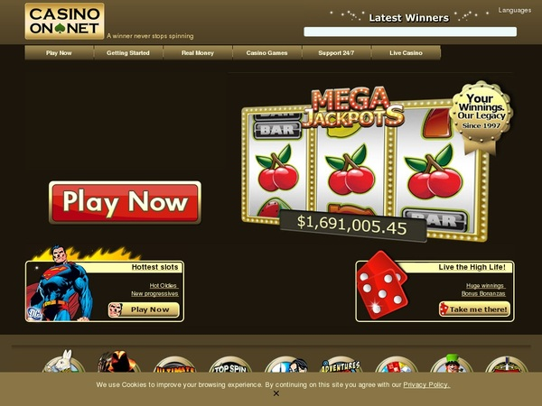 Casino-On-Net Paysafecard
