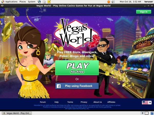 Games Vegasworld