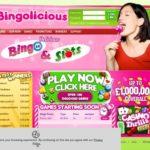 Bingolicious Join Free Bet