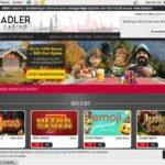 Adler Casino Slots Bonus