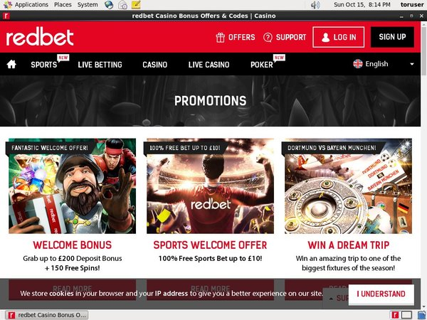 Red Bet Slot