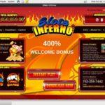 Slots Inferno Sports Odds