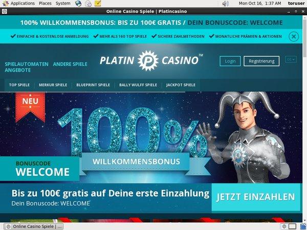 Platincasino How To Bet