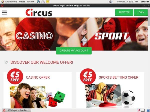 Circus Astro Pay