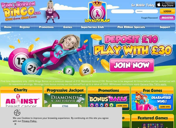 Pinkribbonbingo Poker Windows