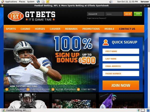 No Deposit Bonus GT Bets College Basketball