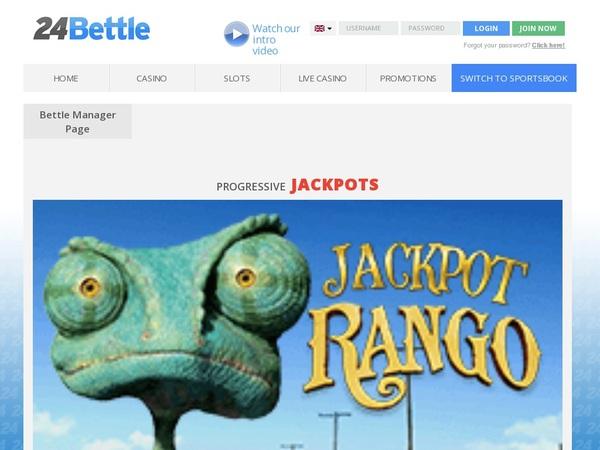 Bettle 24 Signup Bonus Offer