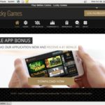 Luckygames Mobile